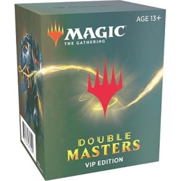 Magic the Gathering: Double Masters VIP Edition Pack - Miraj Trading