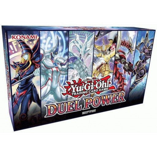 Konami Yu-Gi-Oh! TCG: Duel Power Box Collector's Set - BigBoi Cards