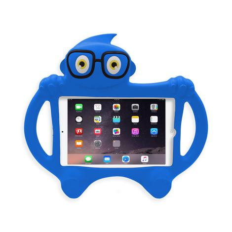 Case Foami eyes Protector Ipad Mini 1/2/3/4/5 para niños
