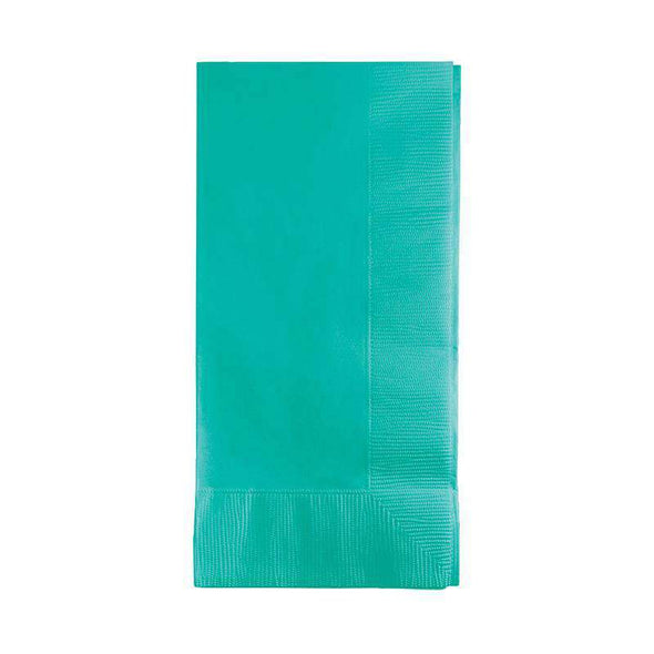 Teal Lagoon Paper Dinner Napkins