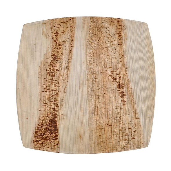 "10.5"" Natural Palm Leaf Eco-Friendly Disposable Dinner Plates"