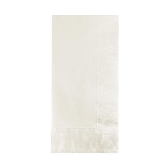 White Paper Dinner Napkins