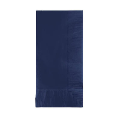 Navy Blue Paper Dinner Napkins