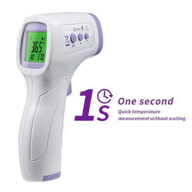 Non-contact Digital Infrared Forehead Thermometer Temperature Measurement