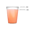 14 oz. Clear Savvi Serve Plastic Disposable Tumblers