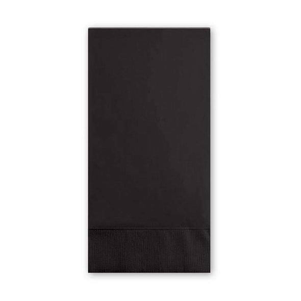 Black Paper Dinner Napkins