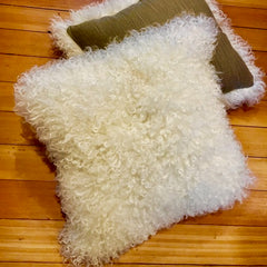 DIY Sheep Crafts | How to Make a Sheepskin Pillow