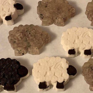 Learn to make Sheep Milk Soap with the Craft Box by DIY Sheep Crafts