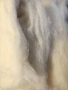 Icelandic Wool Batts - 100% wool fiber batting for felting, quilts and pillows