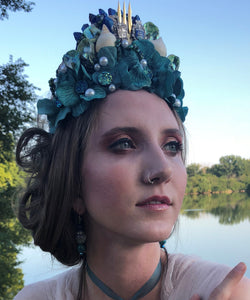 Song of the Sea Flower Crown