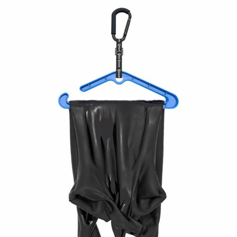 Wetsuit Hanger Double System