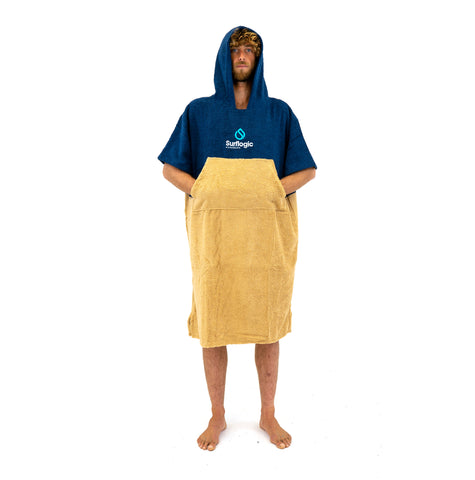 PONCHOS TOWEL CHANGE ROBES