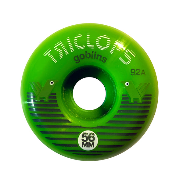 Triclops Wheels: Goblins, 56 MM, 92 A