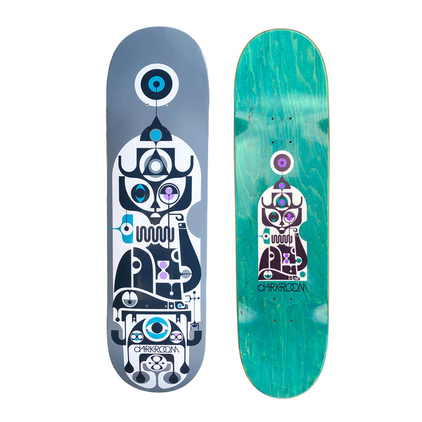 The Alchemist Skateboard Deck