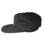 OG Washed Black 6-panel cap