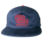 Dome 6-Panel Cap with Crushable Bill