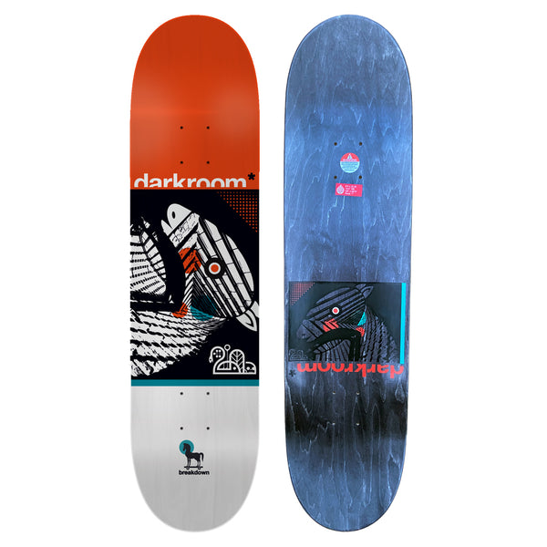 Breakdown Skateboard Deck 8.5""