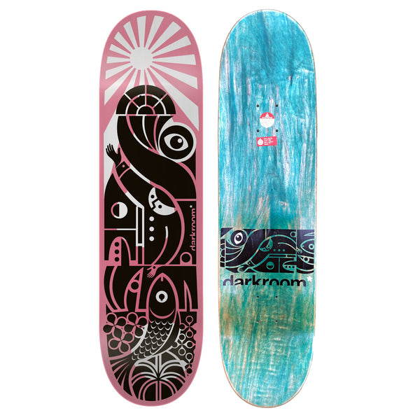 Changeling Skateboard Deck 8.5""