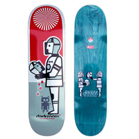 Contagion Skateboard Deck, 8.875""