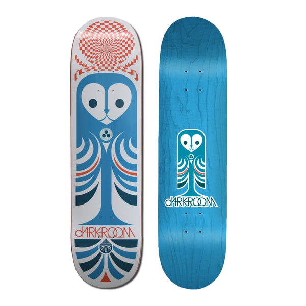 "Crowbot Skateboard Deck (8.0"")"