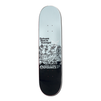 "Epidemic: Smallpox Skateboard Deck (8.375"")"