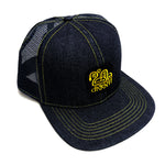 Denim Speed Cap