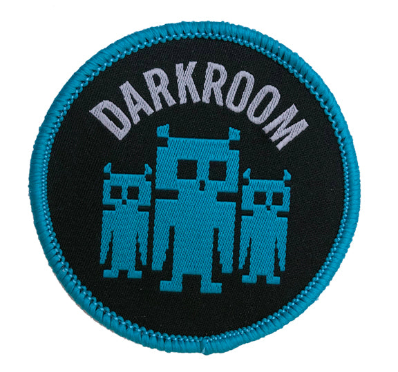 Invaders Woven Patch