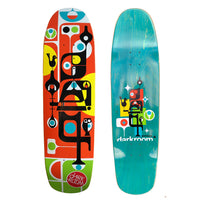 Microcosm Skateboard Deck