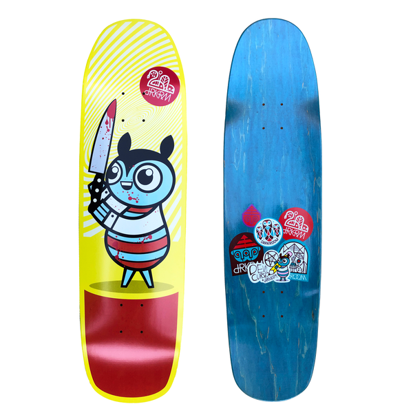 "Murder Bug Skateboard Deck (8.625"")"