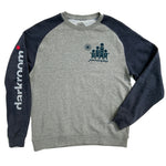 Rapture Raglan Crewneck Sweatshirt