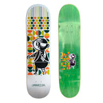 The Hook Skateboard Deck