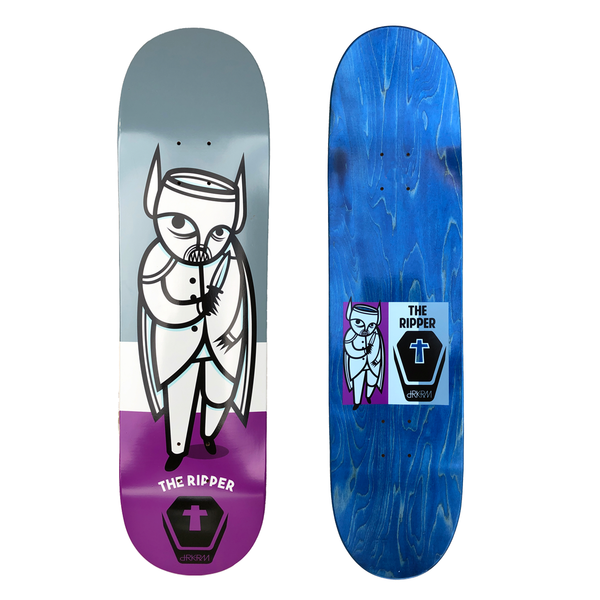 "The Ripper Skateboard Deck (8.375"")"