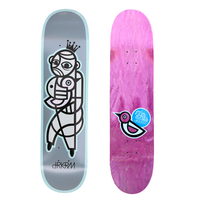 "Thief of Ducks Skateboard Deck (7.75"")"