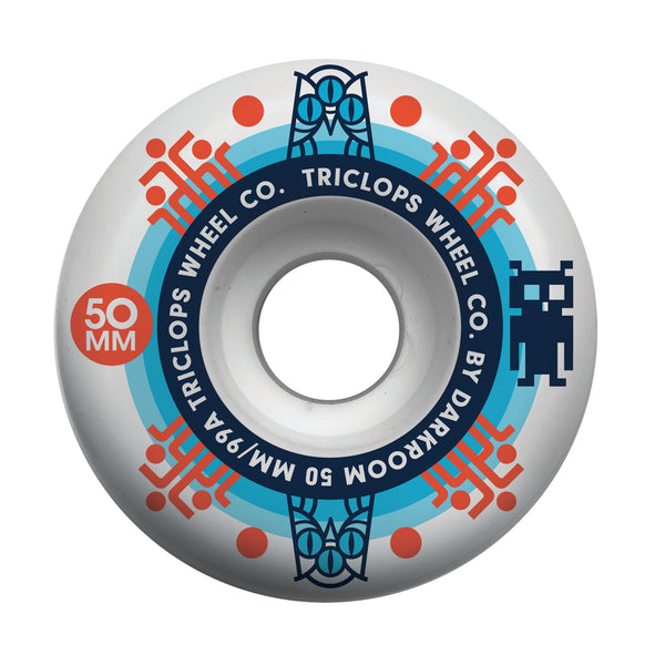 Triclops 50 MM 'Segment' Wheels