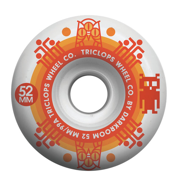 Triclops 52 MM 'Turbine' Wheels
