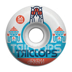 Triclops 56 MM 'Spinner' Wheels