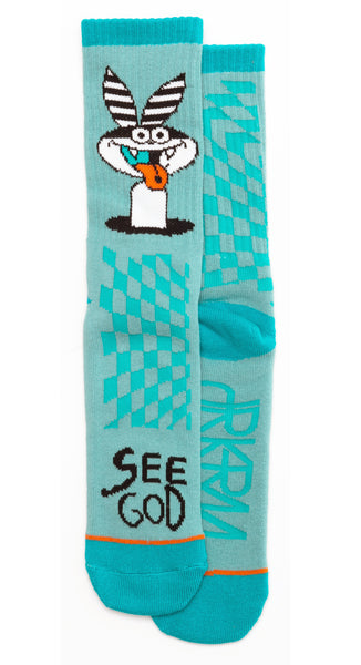 White Rabbit Socks