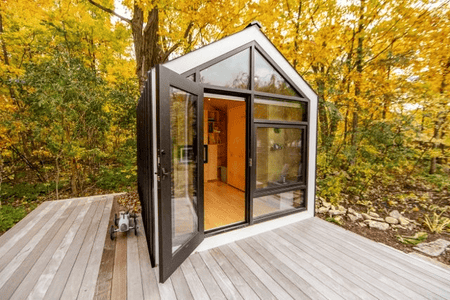 Own Your Glamping Home Pods