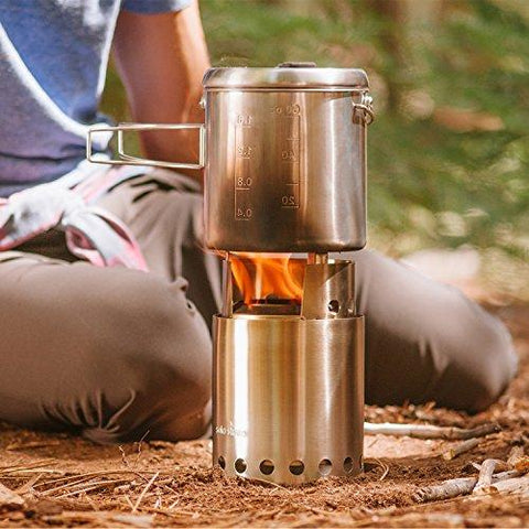 Image of Solo Stove Pot 1800