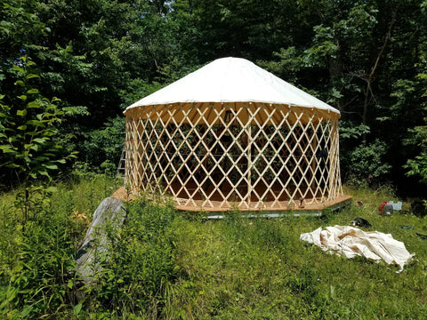 Image of Great Lakes Yurts