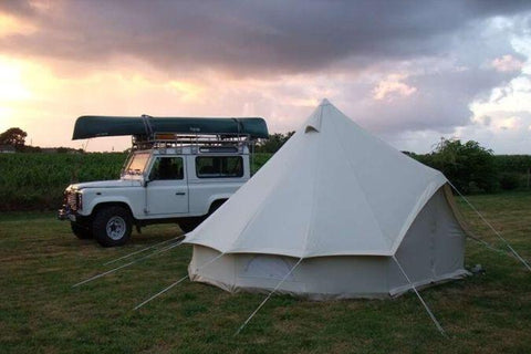 Image of Canvas Camp - Sibley 400 Deluxe