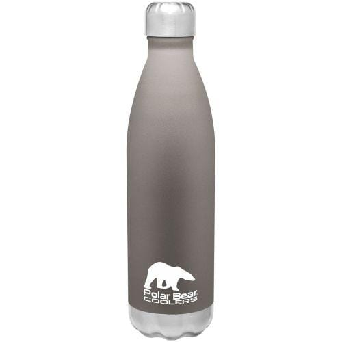 Polar Bear Nylon Soft Cooler + 2x 26oz Flask - 10% OFF BUNDLE