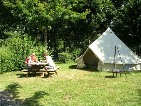 Image of Canvas Camp - Sibley 500 Standard