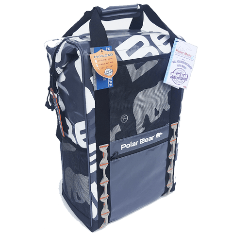 Image of Polar Bear H2O Waterproof Backpack Cooler