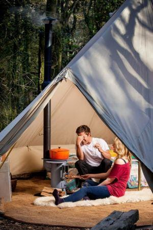 Image of Canvas Camp - Sibley 500 Deluxe