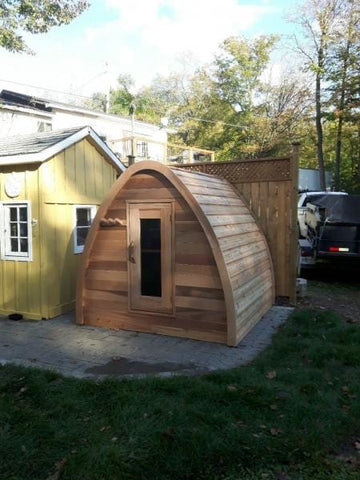 Dundalk Mini Pod Sauna