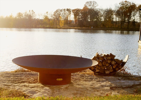Image of Fire Pit Art - Asia 72""