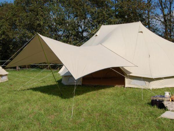 Canvas Camp - Sibley 600 Twin Standard
