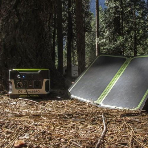Image of Goal Zero Yeti 150 Portable Power Station