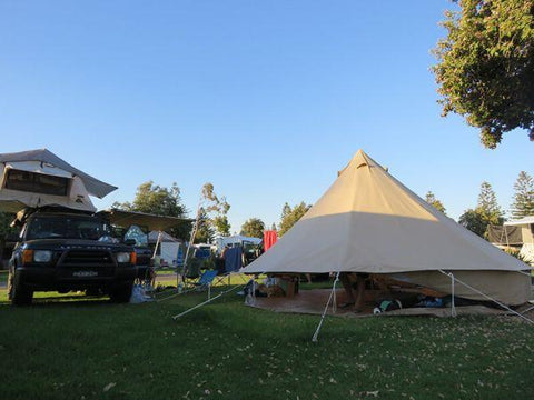 Image of Canvas Camp - Sibley 500 Ultimate SE